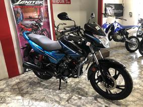 Hero Ignitor 125cc 0km 4 Tiempos Color Azul Motoshop Ezeiza