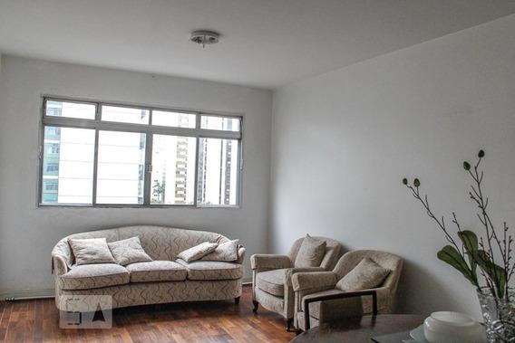 Apartamento Para Aluguel - Itaim Bibi, 3 Quartos, 90 - 893019136