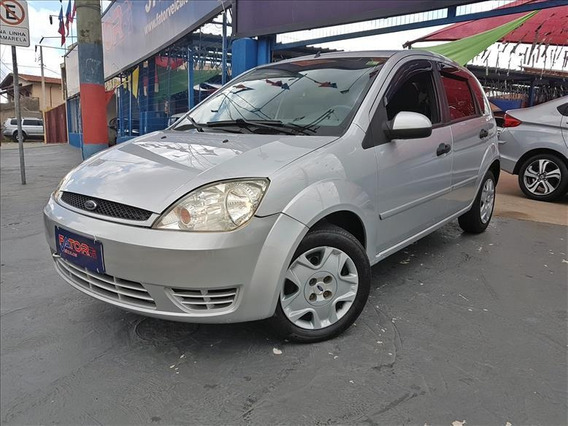 Ford Fiesta 1.0 Mpi Supercharger 8v Gasolina 4p Manual 2005