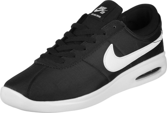 Zapatillas Nike Sb Air Max Bruin Vapor Black/white ¡oferta!
