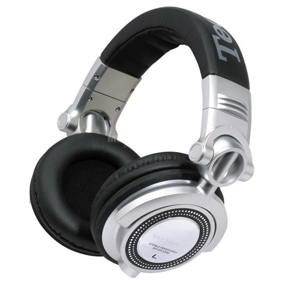 Fone Dj Rp Dh 1200 Technics Original Perfeito Estadodh
