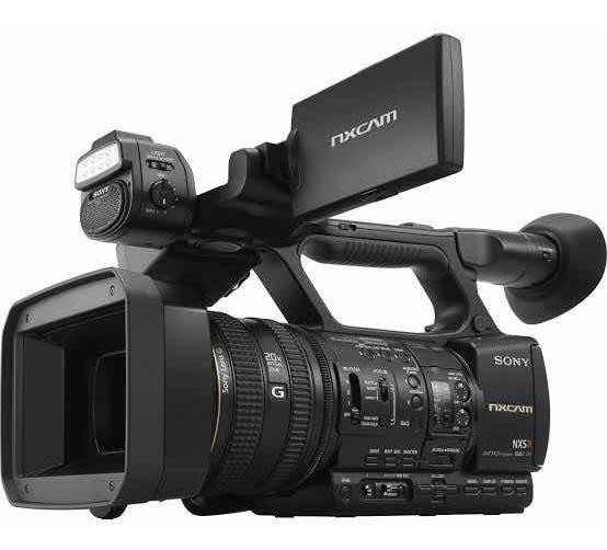 Câmera Sony Hxr-nx5r - Nova - Original - Pronta Entrega !!!!