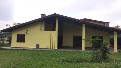 Ref.: 108 - Casa Condomínio Fechado Em Embu Guaçu, No Bairro Fazenda Da Ilha - 3 Dormitórios