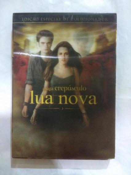 Dvd Lua Nova (edição De Colecionador)