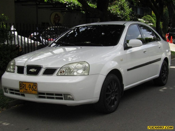 Chevrolet Optra Limited 1400 Cc