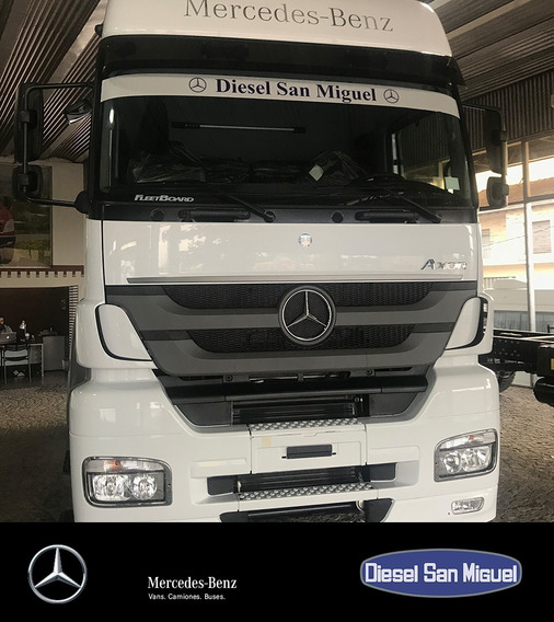 Mercedes-benz Axor 2036/36 Cab Dor Te