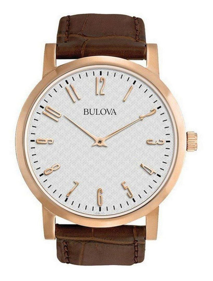Relógio Bulova Masculino Wb21892s