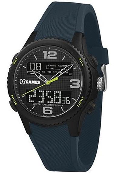 Relógio Anadigi Masculino X-games Xmppa284 P2dx