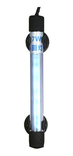 Imagen 1 de 9 de 7w Luz Uv Lámpara De Esterilización Sumergible Ultravioleta