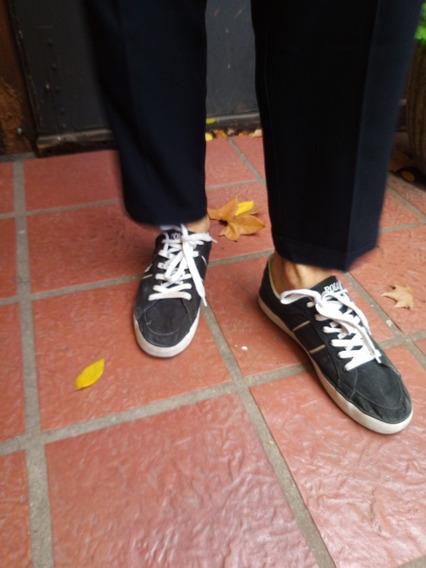 Zapatillas Polo. Talle 43.5.Largo De Plantilla 28 Cm