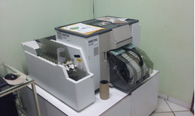 Mini Lab Digital Noritsu Dry Lab D703 ,+ Separador De Fotos