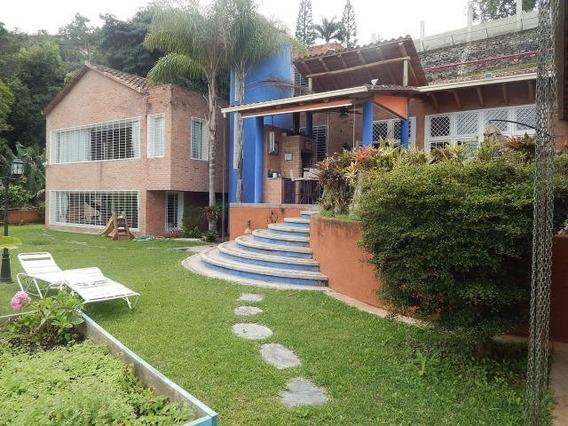 Casa En Alquiler, En Alto Hatillo, Caracas 04241691526