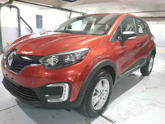 Renault Captur 1.6 Life - Stock Disponible (juan)