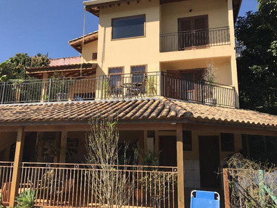 Casa Residencial Para Venda, Itatiba. - Ca3460
