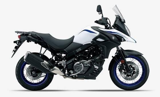 Suzuki V Strom 650 Xt Abs 2021