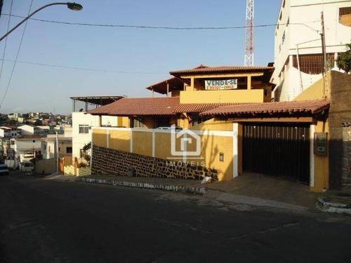 Imagem 1 de 10 de Casa Com 4 Dormitórios À Venda, 400 M² Por R$ 585.000,00 - Jardim América - Cariacica/es - Ca0025