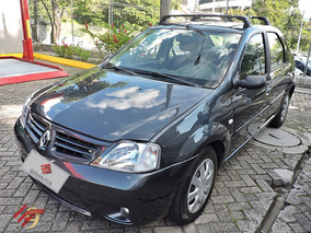 Renault Logan Expression Mt 1.6 2008 Cza953