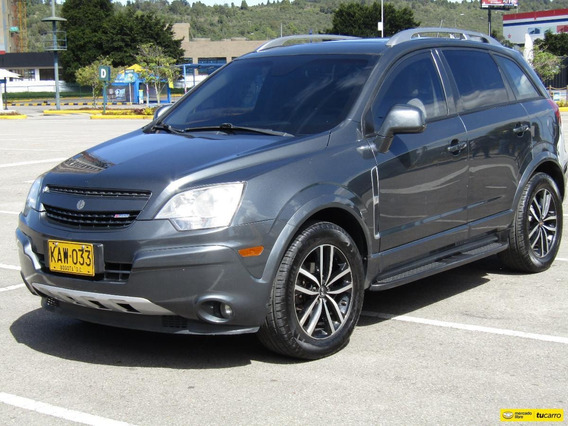 Chevrolet Captiva Sport At 3600cc Aa 4x4 Ct