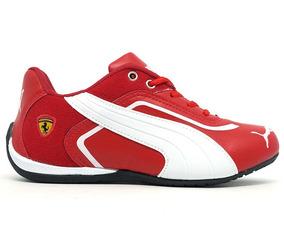 eef04bb055f Tênis Sapatênis Ferrari New Corrida Unissex + Frete Grátis
