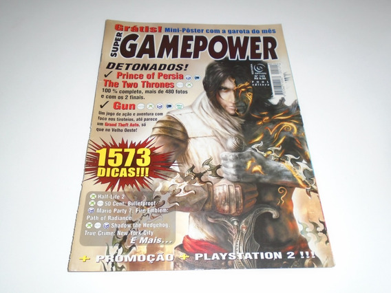 Revista Super Game Power Número 126