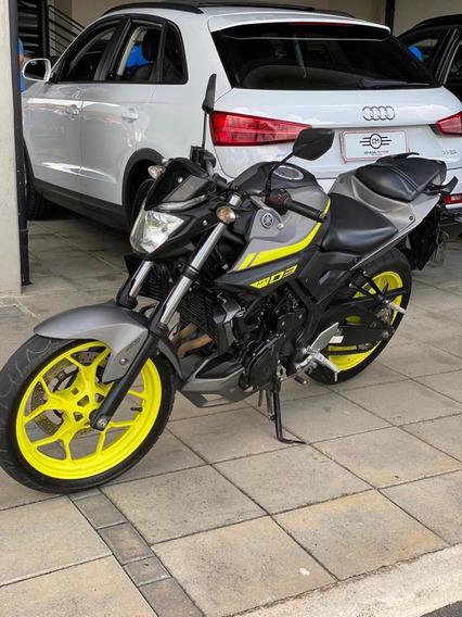 Yamaha Mt03 321 Abs