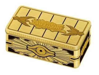 Yugioh Gold Sarcophagus Mega Tin 2019 Reprint