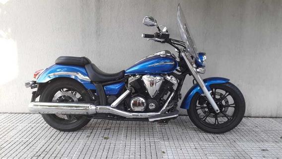 Yamaha Xvs 950 Excelente Estado Solo En Brm !!!