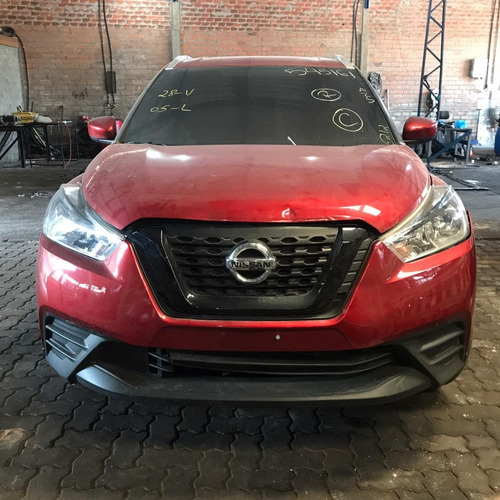 Sucata Nissan Kicks 2020/2020 Vermelho 114cvs