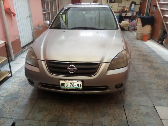 Nissan Altima 2.5 Gle At 2003