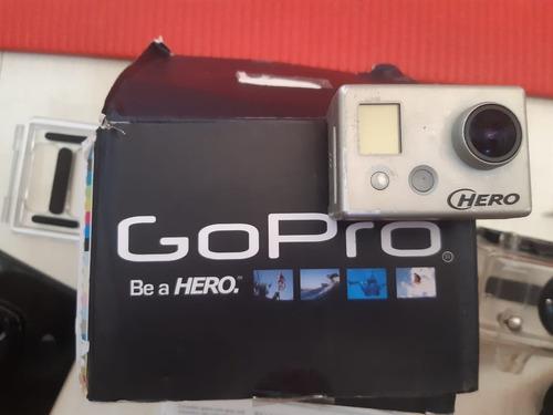 Go Pro Hero 3 Diversos Acessórios Adicionais!