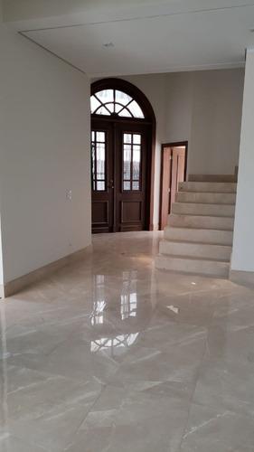 Imagem 1 de 12 de Casa À Venda, 4 Quartos, 2 Suítes, 3 Vagas, Residencial Quinta Do Golfe - São José Do Rio Preto/sp - 354
