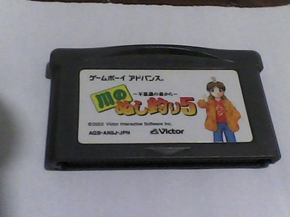 Jogo Original Japonês Rpg Para Gba