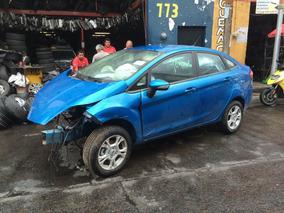 Yonke Ford Fiesta Sedan Se 2015 Partes Huesario Refacciones