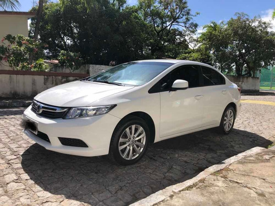 Honda Civic 1.8 Lxs Flex Aut. 4p 2013