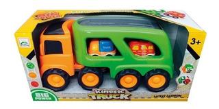 Camión Transportador De Carga