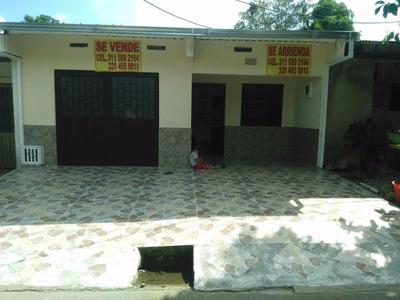 Excelente Casa A Buen Precio En Tauramena