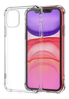 Funda Tpu + Vidrio Templado iPhone 11 Pro Max