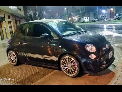 Imagen 1 de 8 de Fiat 500 2013 1.4 Abarth 135cv