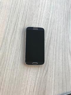 Samsung Galaxy S4 I9500 Azul (display Com Defeito)