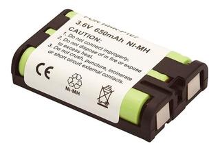Bateria Para Telefone Sem Fio Panasonic Hhr-p107 3,6v 650mah