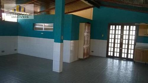 Imagem 1 de 19 de Sobrado Com 2 Dormitórios À Venda, 212 M² Por R$ 380.000,00 - Parque Maria Helena - Suzano/sp - So0406
