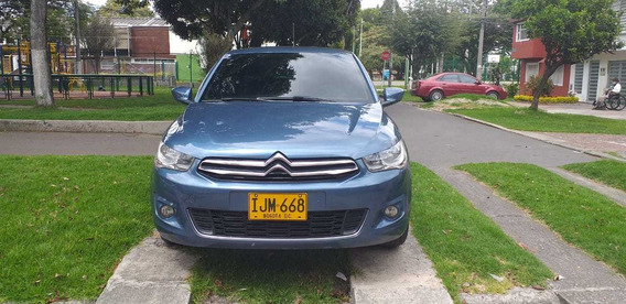 Citroën C-elysée Exclusive