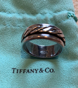 Anel Tiffany &co Prata De Lei Original