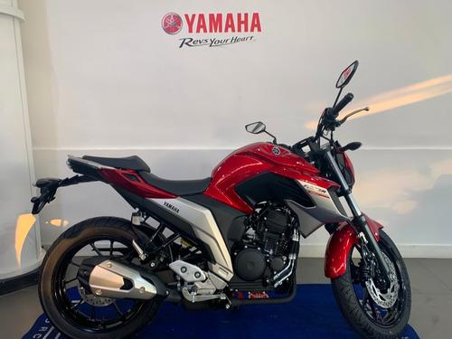 Imagem 1 de 4 de Yamaha Fazer 250 Vermelha 2022