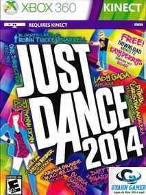 Just Dance 2014, Midia Digital/ Xbox360