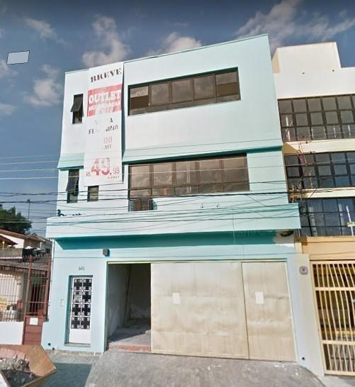 Galpão Em Vila Moinho Velho, São Paulo/sp De 480m² Para Locação R$ 10.000,00/mes - Ga483803