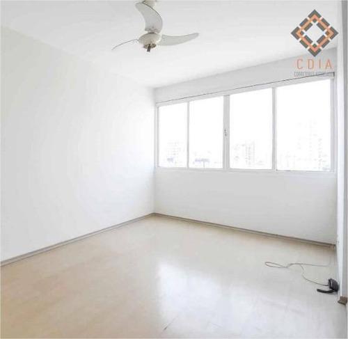 Imagem 1 de 19 de Apartamento Para Compra Com 2 Quartos, 1 Suite E 1 Vaga Localizado Na Vila Romana - Ap53276