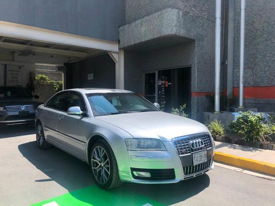 Audi S8 Blindado Nivel Iv Plus Tps