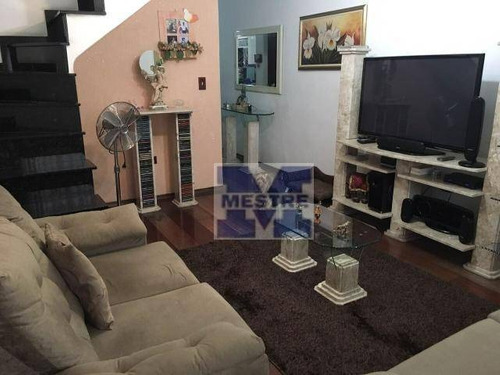 Imagem 1 de 16 de Sobrado Com 3 Dormitórios À Venda, 350 M² Por R$ 944.500,02 - Ponte Grande - Guarulhos/sp - So0414