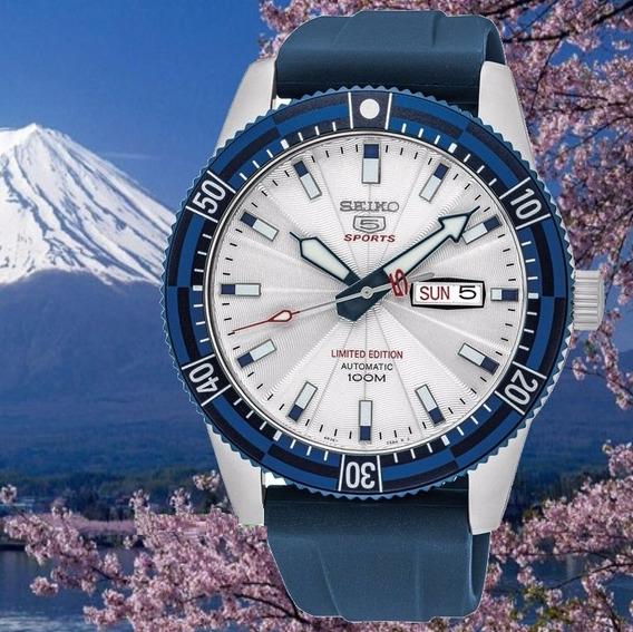 Relógio Automático Seiko Fuji Srp781k